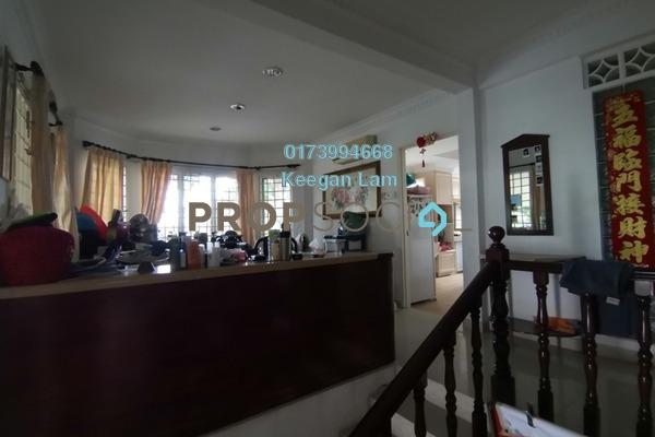 Superlink For Sale in Taman Setapak Indah, Setapak Freehold Semi Furnished 5R/6B 768k