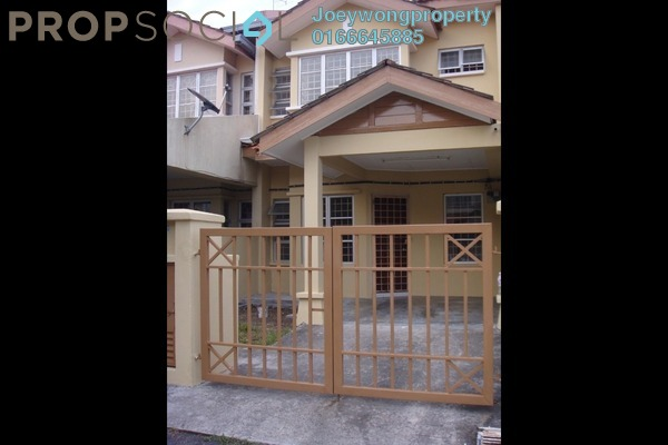 For Rent Terrace at PP 4, Taman Putra Prima Freehold Unfurnished 4R/3B 1.3k