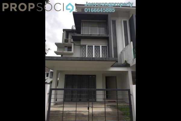 Terrace For Rent in Phase 6A, Taman Putra Prima Freehold Semi Furnished 5R/5B 2.2k