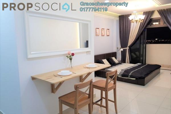 Condominium For Rent in The Meridin @ Medini, Medini Freehold Fully Furnished 1R/1B 1.5k