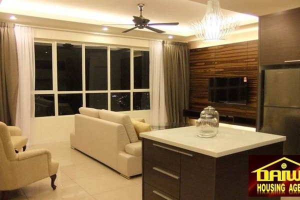 Condominium For Rent in Birch The Regency, Georgetown Freehold Fully Furnished 2R/2B 3k