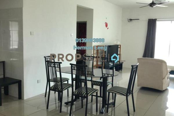 Condominium For Rent in Silk Residence, Bandar Tun Hussein Onn Freehold Fully Furnished 3R/2B 1.55k