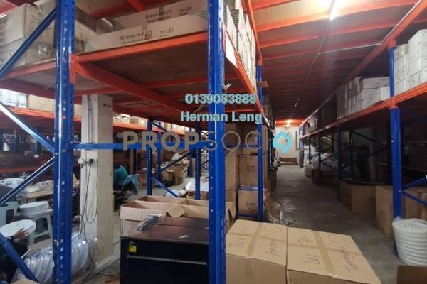 Factory For Rent in Taman Balakong Jaya, Balakong Freehold Unfurnished 0R/0B 12.5k