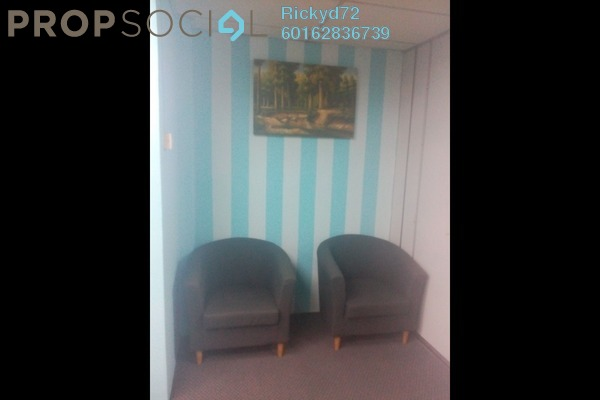 Office For Rent in Menara KLH, Sentul Freehold Semi Furnished 0R/1B 1.9k