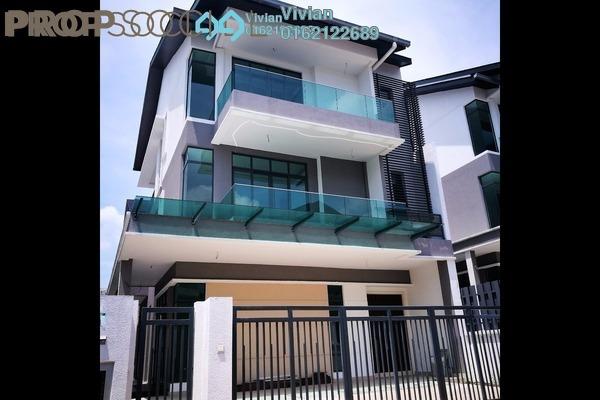 Bungalow For Rent in ForestHill Damansara, Bandar Sri Damansara Freehold Semi Furnished 5R/6B 9.5k