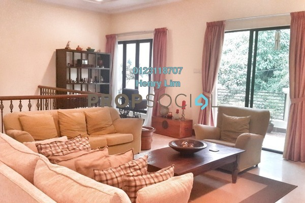 Semi-Detached For Sale in Sierra Seputeh, Seputeh Freehold Semi Furnished 5R/5B 3m