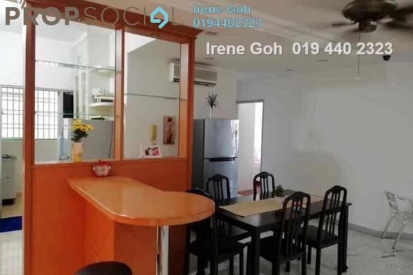 For Rent Condominium at Marina Bay, Tanjung Tokong Freehold Fully Furnished 3R/3B 3k