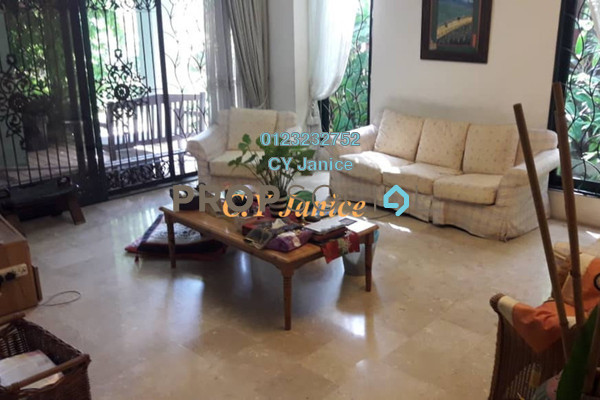 Semi-Detached For Sale in Glenmarie Courts, Glenmarie Freehold Semi Furnished 4R/4B 2.75m