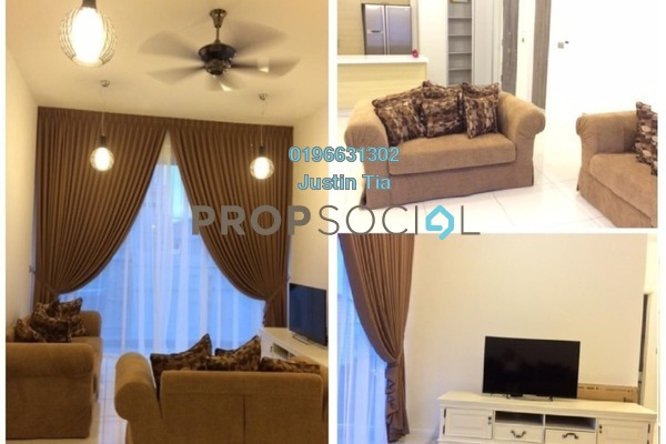Serviced Residence For Rent in M Suites, Ampang Hilir Freehold Fully Furnished 3R/2B 4k