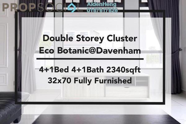 For Rent Condominium at Eco Botanic, Skudai Freehold Fully Furnished 4R/4B 3.6k