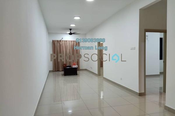 Condominium For Rent in Sutera Pines, Bandar Sungai Long Freehold Semi Furnished 3R/2B 1.5k