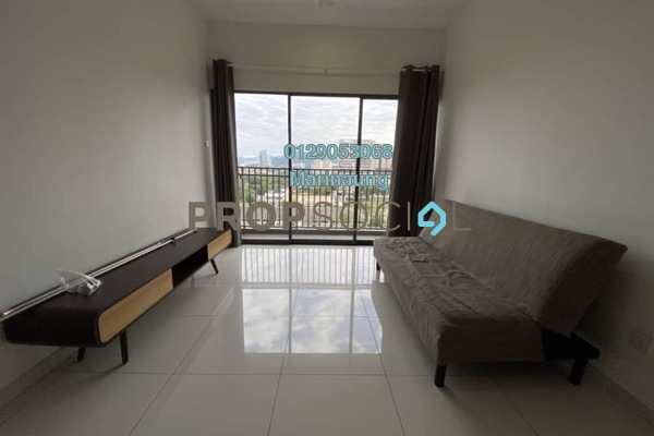 For Rent Condominium at Seasons Garden Residences, Wangsa Maju Freehold Semi Furnished 4R/2B 1.8k