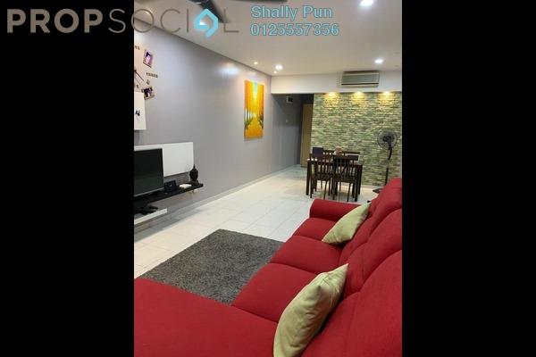 Apartment For Sale in Desa Tanjung Apartment, Bandar Puteri Puchong Freehold Semi Furnished 3R/2B 285k