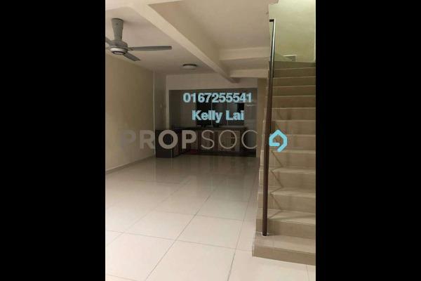 Terrace For Sale in Taman Desa Jaya, Kepong Freehold Semi Furnished 3R/2B 450k