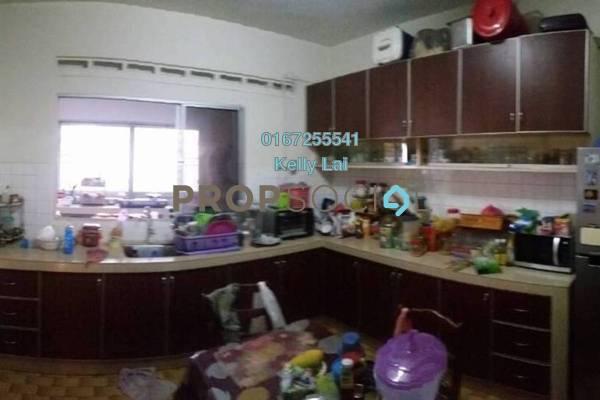 Terrace For Sale in Taman Kok Lian, Jalan Ipoh Freehold Semi Furnished 4R/3B 718k