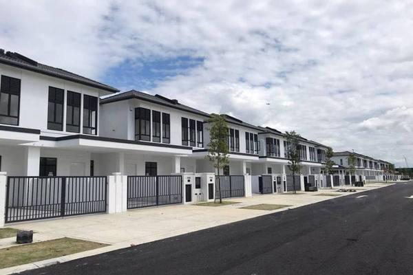 Terrace For Rent in Eco Grandeur, Puncak Alam Freehold Semi Furnished 4R/3B 1.5k