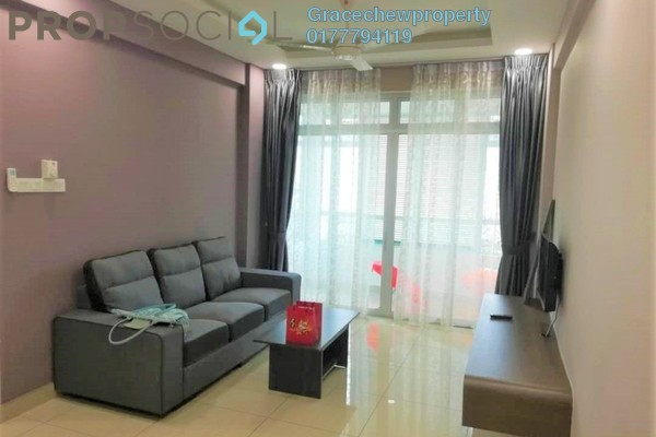 Apartment For Rent in Midori Green @ Austin Heights, Tebrau Freehold Fully Furnished 3R/2B 1.98k