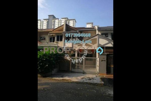 Terrace For Sale in Pandan Perdana, Pandan Indah Freehold Unfurnished 4R/3B 590k