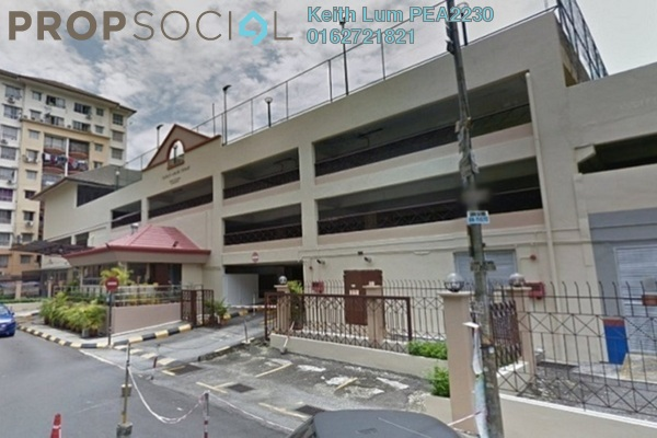 Condominium For Sale in Abadi Villa, Taman Desa Freehold Fully Furnished 3R/2B 310k