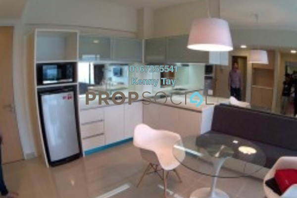 Condominium For Rent in Dex @ Kiara East, Jalan Ipoh Freehold Fully Furnished 3R/2B 1.8k