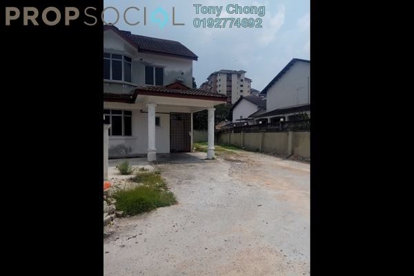 For Rent Terrace at Taman Bukit Angsana, Cheras South Freehold Unfurnished 4R/3B 1.5k