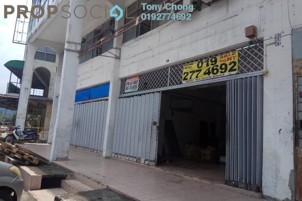 Shop For Rent in Taman Alam Jaya, Batu 9 Cheras Freehold Unfurnished 0R/2B 3.8k