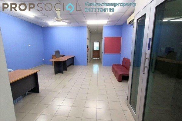 Office For Rent in Taman Impian Emas, Skudai Freehold Semi Furnished 0R/2B 1.5k
