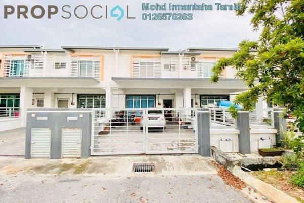 Terrace For Sale in Pines, Hillpark Freehold Semi Furnished 4R/3B 433k
