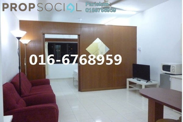 SoHo/Studio For Rent in Seri Cempaka, Cheras Freehold Fully Furnished 1R/1B 1.1k