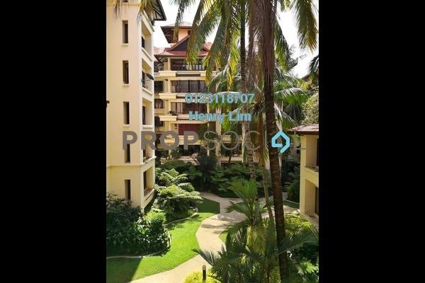 Condominium For Sale in Seri Duta I, Kenny Hills Leasehold Semi Furnished 2R/3B 1.18m