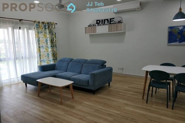 Condominium For Rent in Lake Vista Residence, Bandar Tun Hussein Onn Freehold Fully Furnished 3R/2B 2.2k