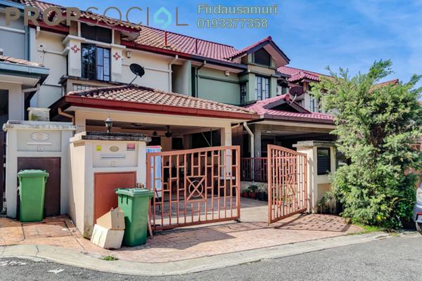 Terrace For Sale in Damai Jasa, Alam Damai Freehold Unfurnished 4R/3B 850k
