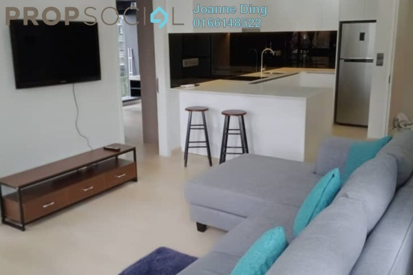 Condominium For Rent in Star Residences, Kuala Lumpur Freehold Fully Furnished 2R/2B 4.5k