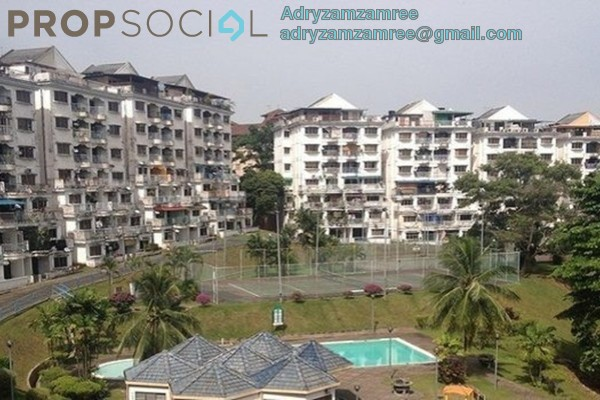 For Sale Condominium at Sri Kinabalu, Wangsa Maju Freehold Unfurnished 4R/2B 385k