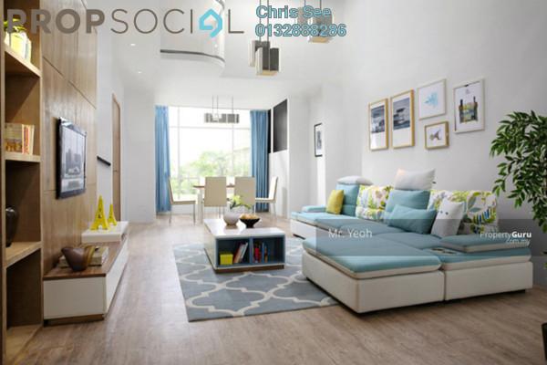 For Sale Condominium at Taman Sri Putra, Sungai Buloh Freehold Semi Furnished 3R/2B 444k