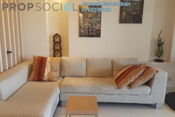 Condominium For Sale in Kiara View, TTDI Freehold Semi Furnished 3R/2B 1.2m