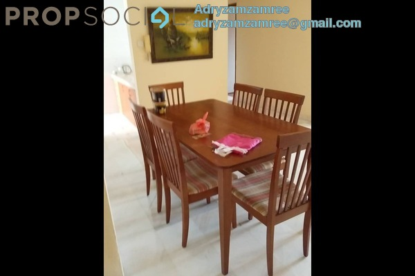 Condominium For Sale in Tiara Faber, Taman Desa Freehold Fully Furnished 3R/2B 570k
