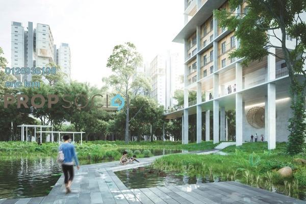 Condominium For Sale in D'Aman Ria, Ara Damansara Freehold Semi Furnished 2R/2B 500k