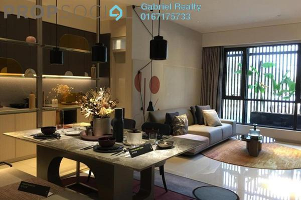 For Sale Condominium at Emerald 9, Cheras Freehold Semi Furnished 2R/1B 380k