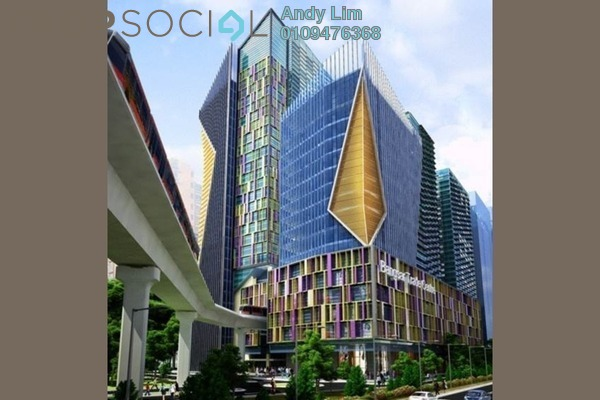 Condominium For Sale in Bangsar Trade Centre, Pantai Freehold Fully Furnished 1R/1B 658k
