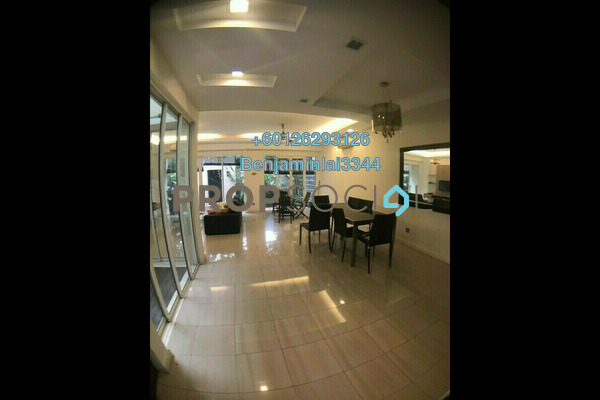 Terrace For Sale in Adiva, Desa ParkCity Freehold Semi Furnished 5R/5B 2.48m