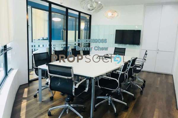 Office For Sale in PJX, PJ State Freehold Fully Furnished 0R/0B 1.3m