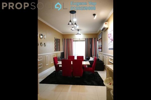 Condominium For Sale in Reflection Residences, Mutiara Damansara Freehold Fully Furnished 3R/2B 900k