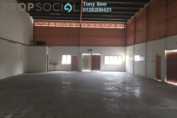 Factory For Rent in Taming Jaya Industrial Park, Balakong Freehold Unfurnished 0R/0B 6k