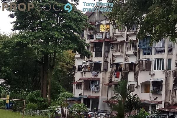 Apartment For Sale in Taman Lembah Maju, Pandan Indah Leasehold Unfurnished 3R/2B 250k