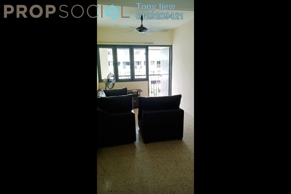 Apartment For Sale in Dahlia Apartment, Pandan Indah Freehold Fully Furnished 3R/2B 260k