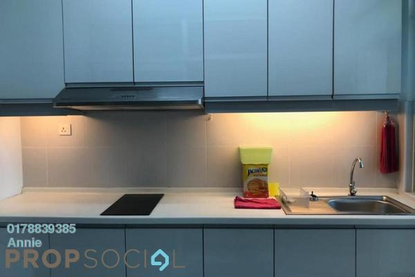 Apartment For Rent in Austin Suites, Tebrau Freehold Fully Furnished 1R/1B 1.3k