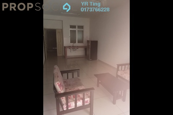 Apartment For Sale in Taman Bukit Baru, Bukit Beruang Freehold Fully Furnished 4R/2B 330k