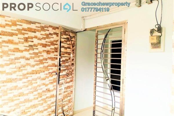 Terrace For Sale in Taman Permas Jaya, Bandar Baru Permas Jaya Freehold Semi Furnished 4R/3B 660k