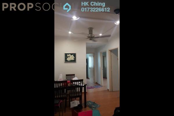 Condominium For Rent in Casa Puteri, Bandar Puteri Puchong Freehold Semi Furnished 3R/2B 1.4k